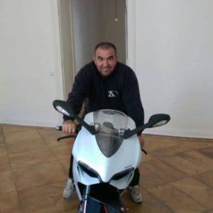 Ducati Transport Abgeschloßen