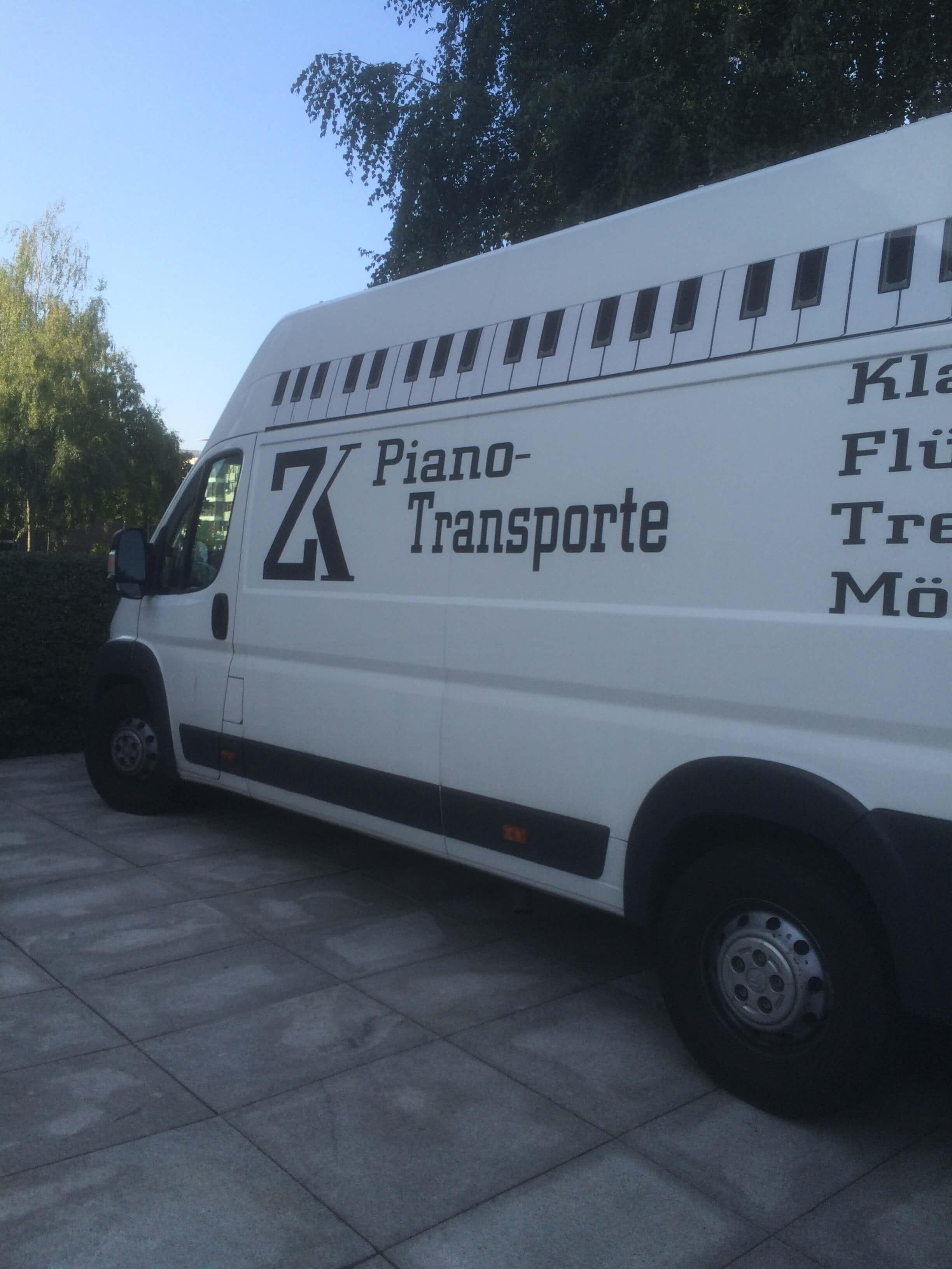 ZK Piano Transporter bei der Konrad Adenauer Stiftung