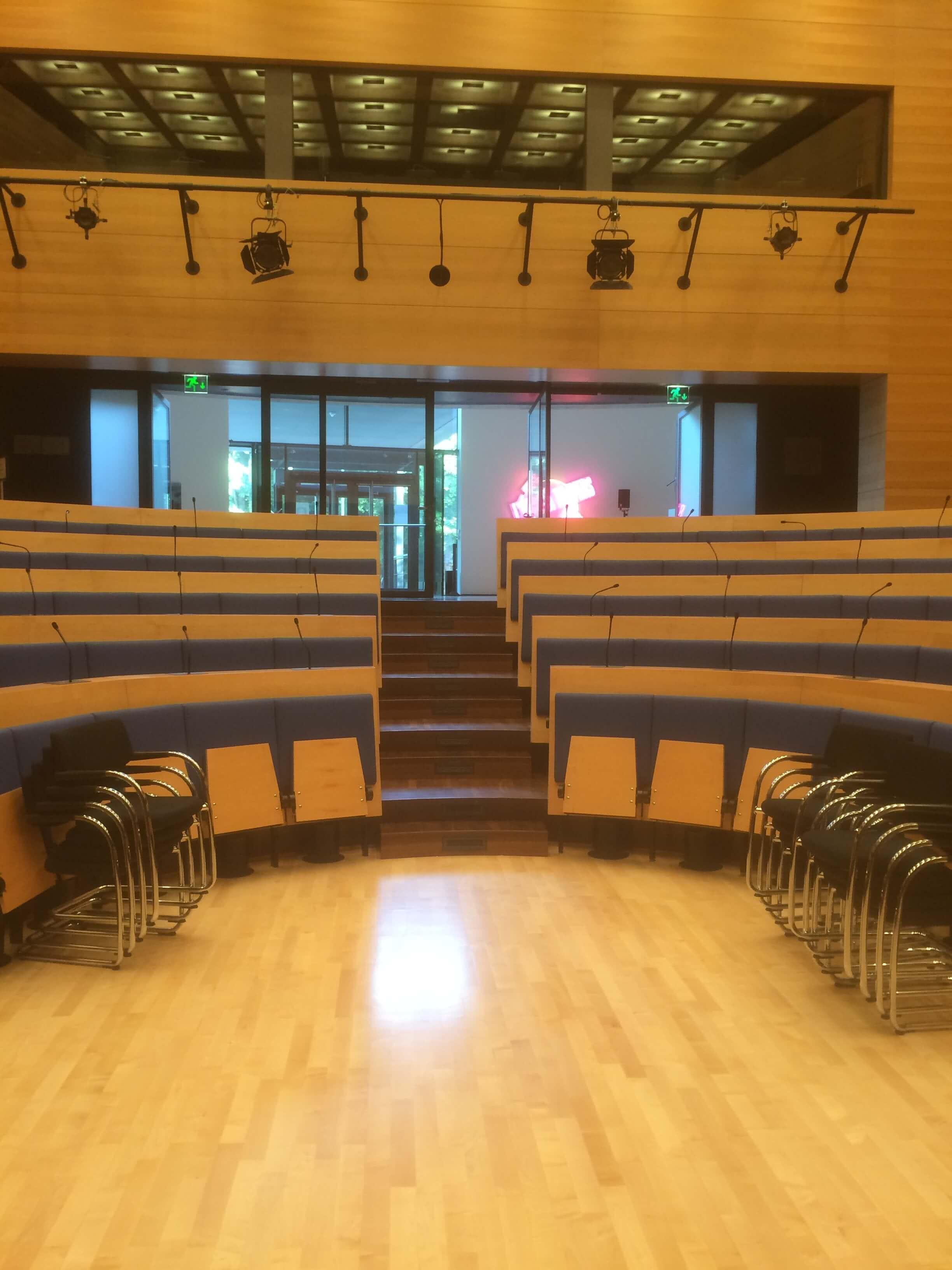 Korad Adenauer Stiftung Saal