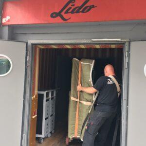 Das Lido Berlin erhält ein neues Flügel